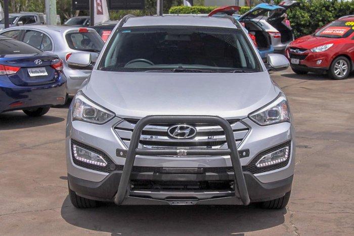 2015 Hyundai Santa Fe Active DM2 MY15 4X4 On Demand Silver