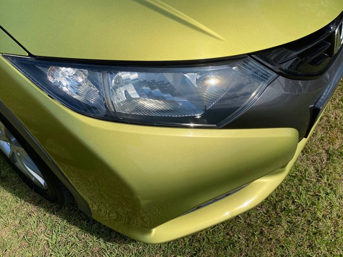 2012 Honda Civic VTi-S 9th Gen Yellow Topaz