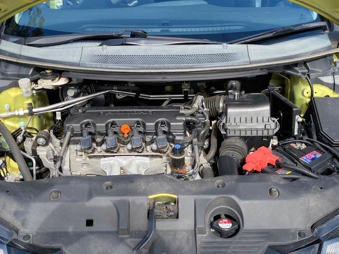 2012 Honda Civic VTi-S 9th Gen Green