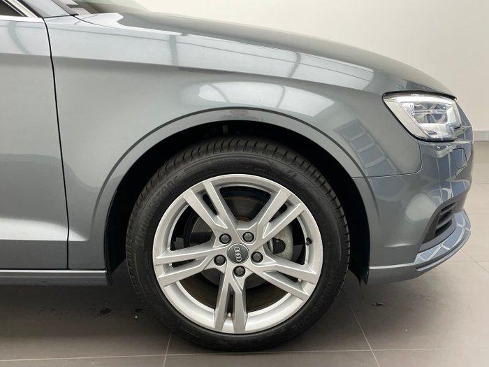 2019 Audi A3 35 TFSI 8V MY20 Monsoon Grey