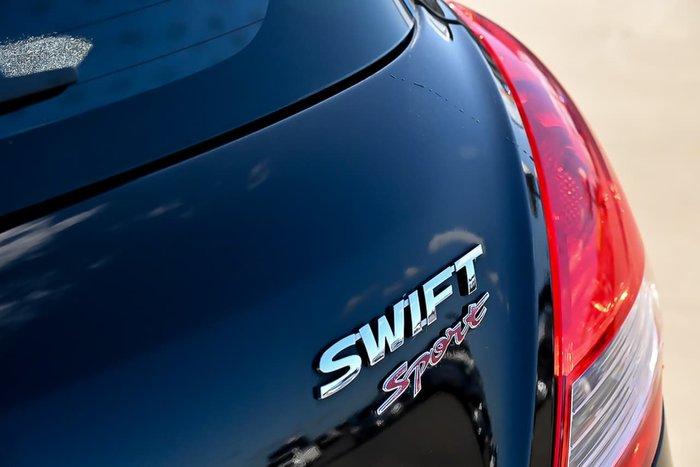 2016 Suzuki Swift Sport FZ MY15 Black