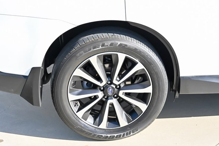 2017 Subaru Forester 2.5i-S S4 MY18 AWD White