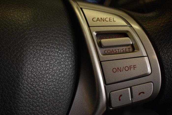 2015 Nissan X-TRAIL ST T32 Brilliant Silver
