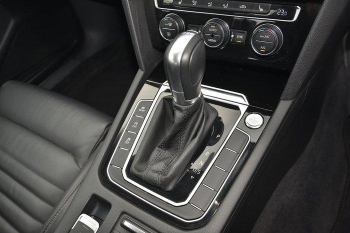 2016 Volkswagen Passat 140TDI Highline B8 MY17 Silver