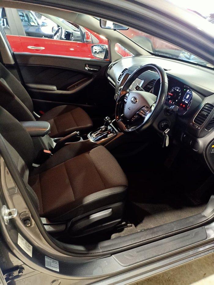 2017 Kia Cerato S Premium YD MY17 Grey