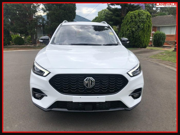 2021 MG ZST Excite MY21 York White