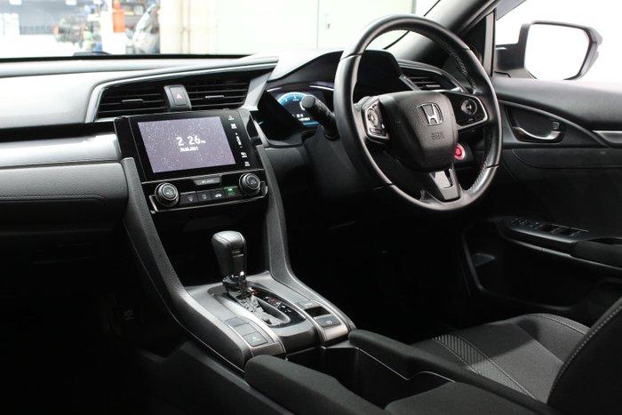 2017 Honda Civic VTi-S 10th Gen MY17 White Orchid