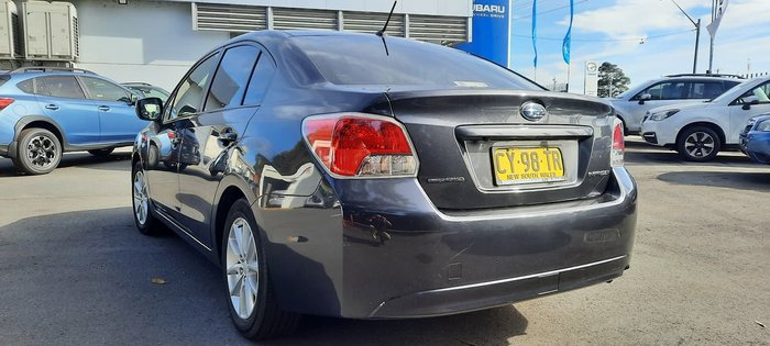 2012 Subaru Impreza 2.0i-L G4 MY12 AWD Grey