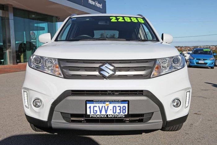 2017 Suzuki Vitara RT-S LY White