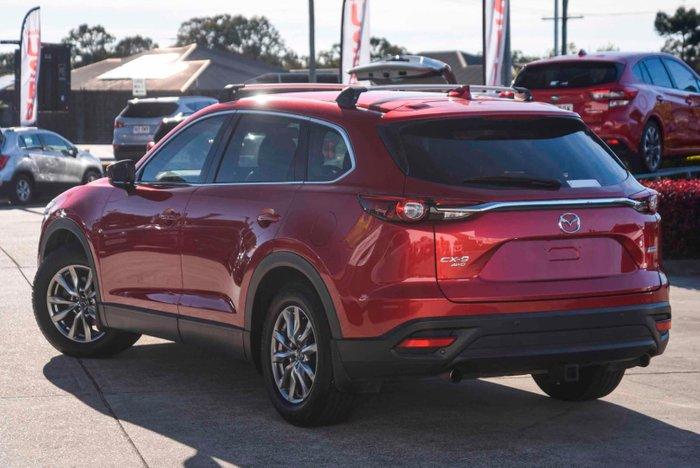 2017 Mazda CX-9 Touring TC AWD Soul Red