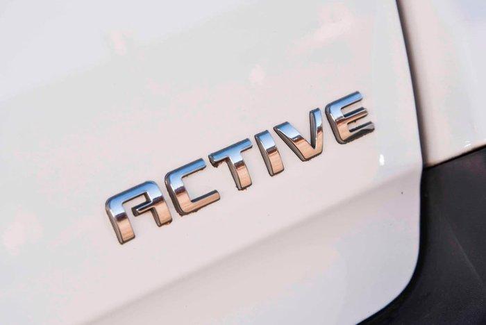 2016 Holden Captiva Active CG MY16 White