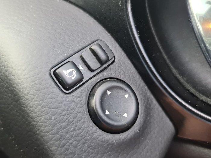 2015 Nissan QASHQAI Ti J11 Gun Metallic