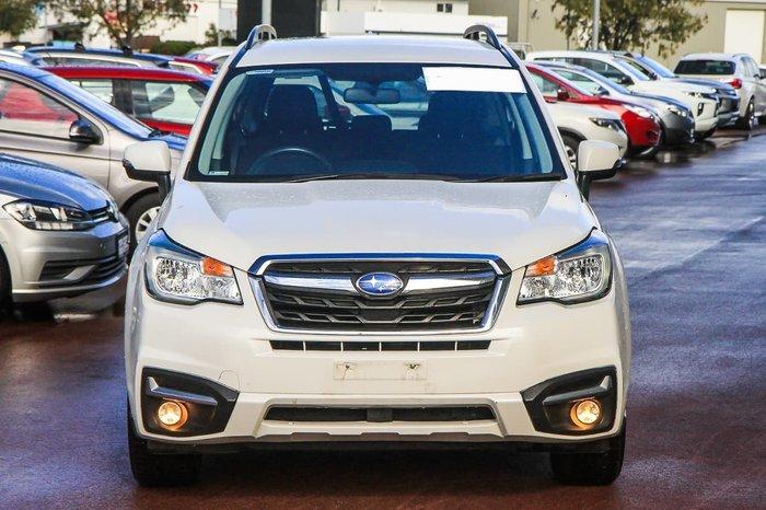 2016 Subaru Forester 2.5i-L S4 MY16 AWD White