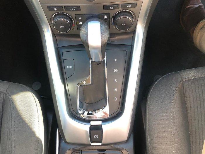 2014 Holden Captiva 5 LT CG MY14 AWD White