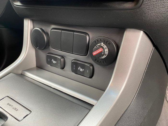 2019 Holden Colorado Z71 RG MY19 4X4 Dual Range White