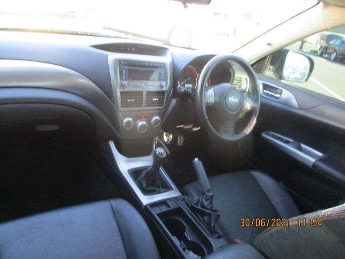 2010 Subaru Impreza WRX G3 MY10 AWD Dark Grey