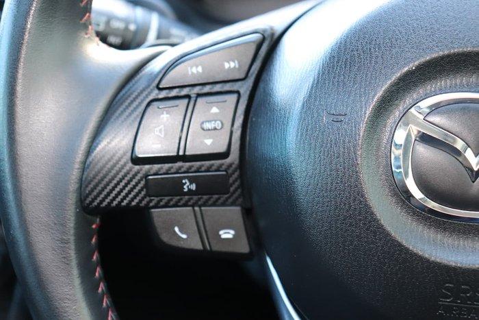 2015 Mazda 3 SP25 Astina BM Series Bronze