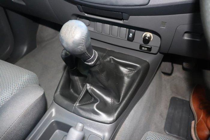 2013 Toyota Hilux SR5 KUN26R MY12 4X4 White