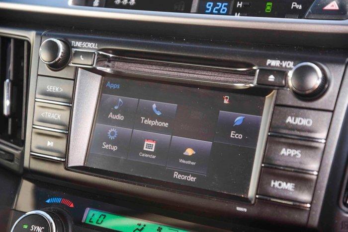 2016 Toyota RAV4 GXL ZSA42R Blue Gem