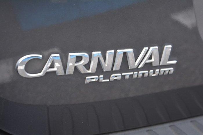 2016 Kia Carnival Platinum YP MY17 Platinum Graphite