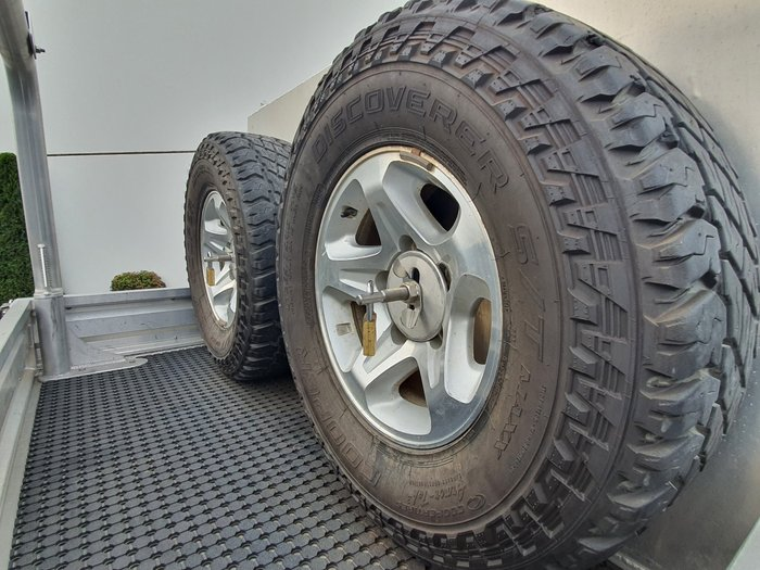 2014 Toyota Landcruiser GXL VDJ79R 4X4 Dual Range Glacier White