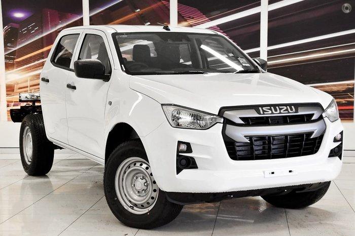2021 ISUZU D-MAX SX (4x4)