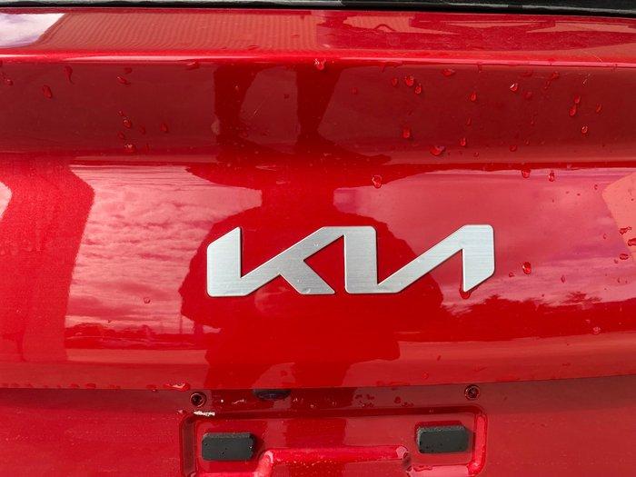2021 Kia Cerato Sport+ BD MY22 Runway Red