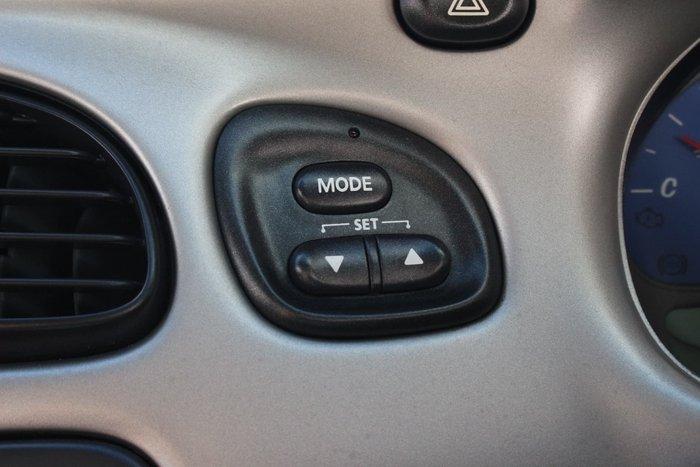2001 Holden Special Vehicles Clubsport VX II Gold
