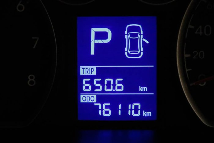 2011 Hyundai i30 SX FD MY11 Vivid Blue