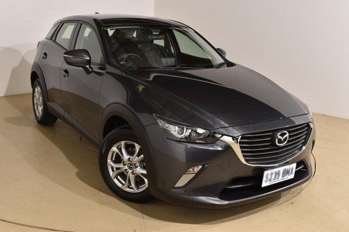 2015 Mazda CX-3 Maxx DK Meteor Grey