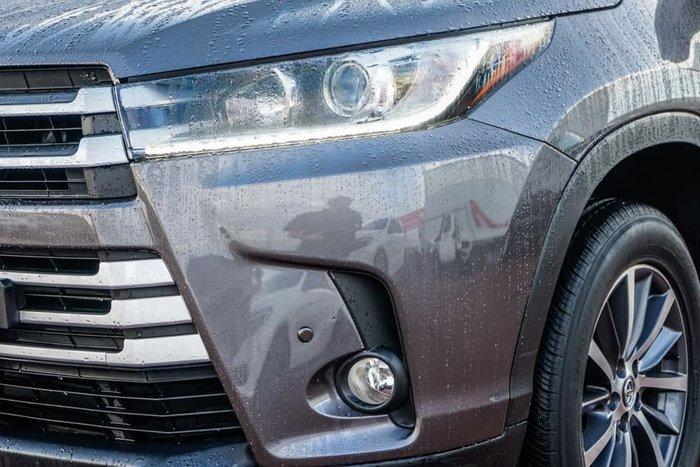 2017 Toyota Kluger GXL GSU50R Predawn Grey