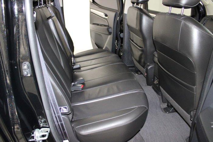 2020 Holden Colorado Z71 RG MY20 4X4 Dual Range Mineral Black