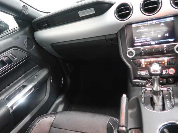 2016 Ford Mustang GT FM Shadow Black