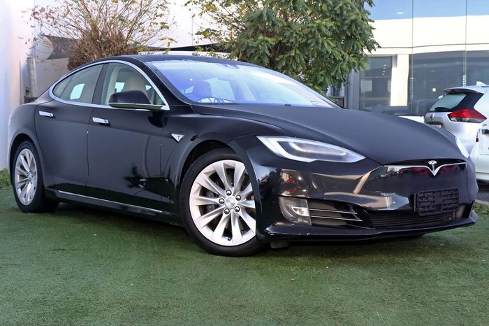 2016 Tesla Model S 75D (No Series) AWD Black