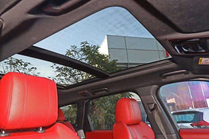 2014 Land Rover Range Rover Sport SDV8 HSE Dynamic L494 MY15.5 4X4 Dual Range Black