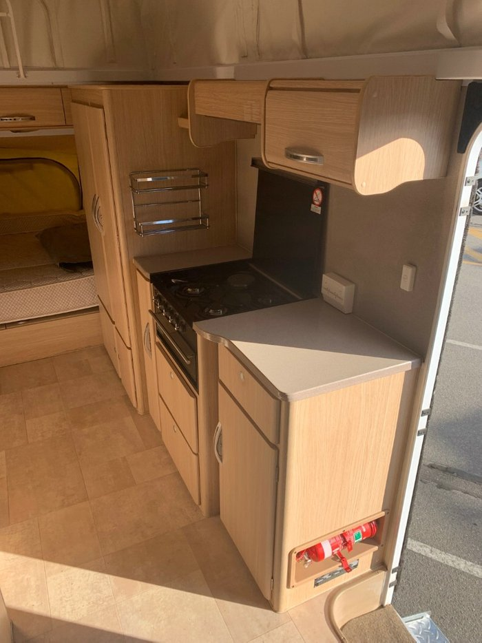 2012 JAYCO EXPANDA OUTBACK 16.49-1HL.OB.12EX WHITE