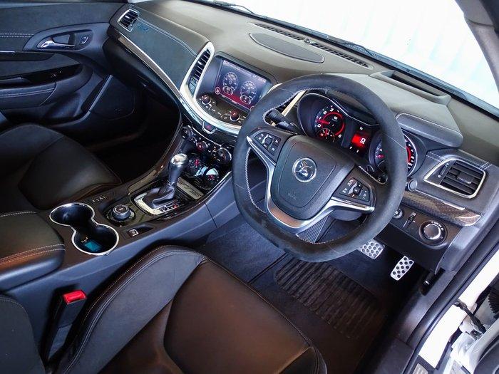 2015 Holden Special Vehicles GTS GEN-F MY15 Heron White