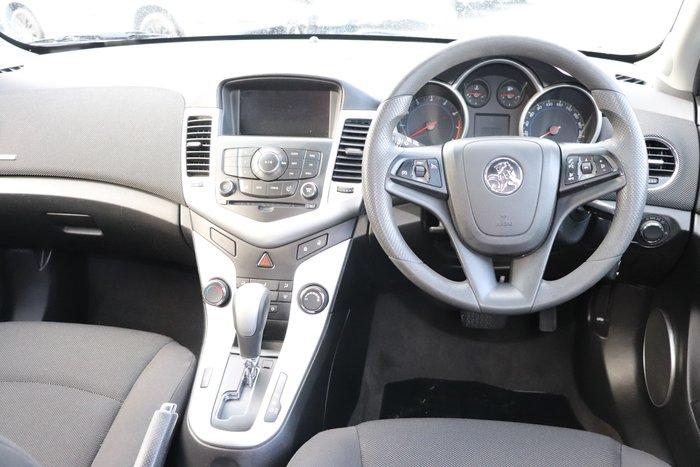2015 Holden Cruze CD JH Series II MY16 Satin Steel Grey