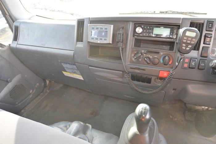 2012 ISUZU NPS 300 DUAL CAB