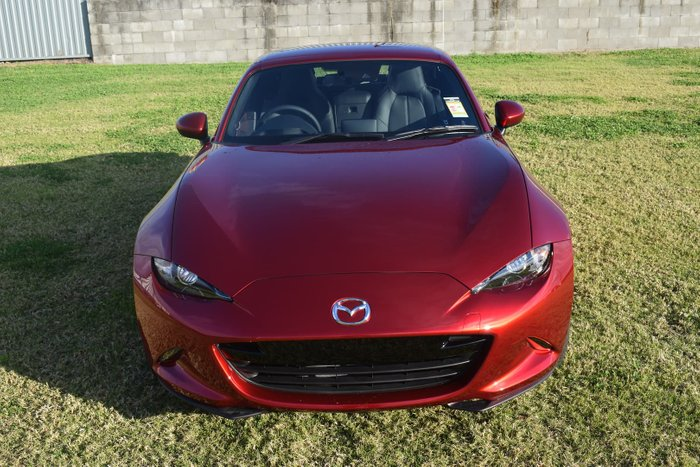 2021 Mazda MX-5 GT ND Soul Red Crystal