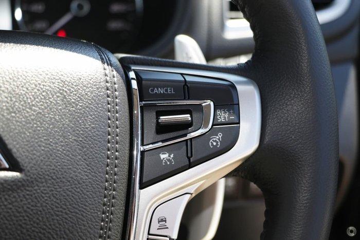 2021 Mitsubishi Pajero Sport GLS QF MY21 4X4 Dual Range Grey