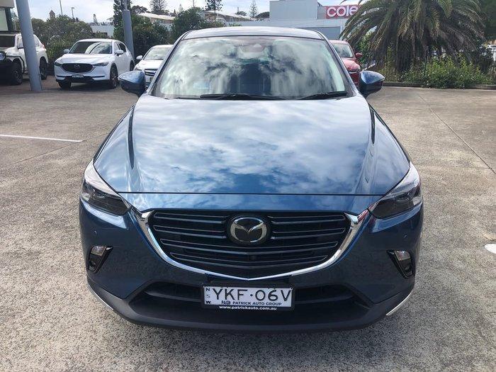 2019 Mazda CX-3 Akari DK Blue