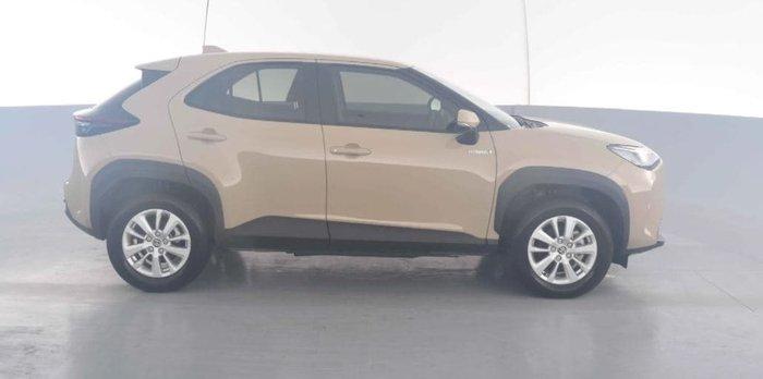 2020 Toyota Yaris Cross GX MXPJ10R Beige