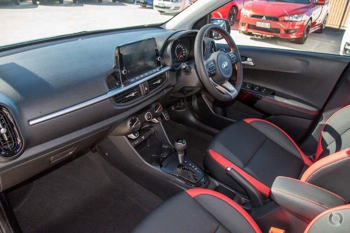 2021 Kia Picanto GT-Line JA MY21 Aurora Black
