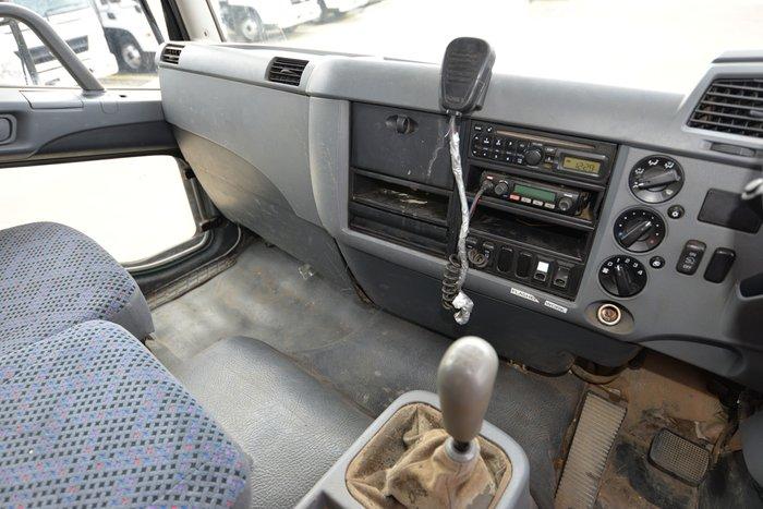 2008 MITSUBISHI FIGHTER FM600 WHITE