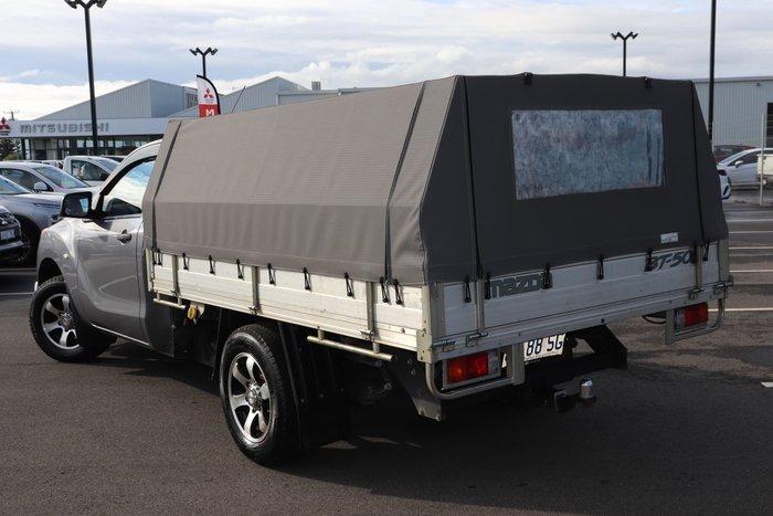 2015 Mazda BT-50 XT UP Titanium Grey
