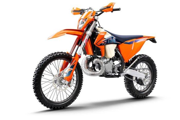2022 Ktm 250 EXC-TPI Orange