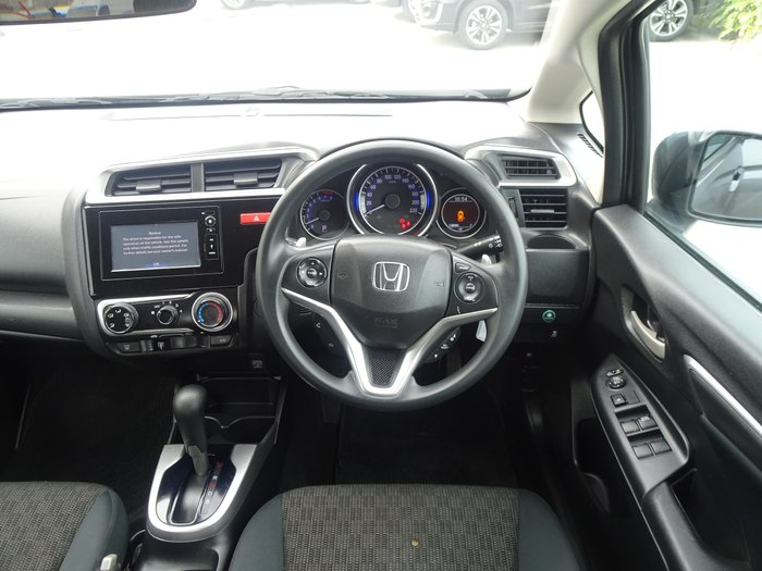 2017 Honda Jazz VTi GF MY17 Lunar Silver