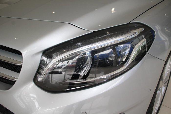 2015 Mercedes-Benz B-Class B200 W246 Silver