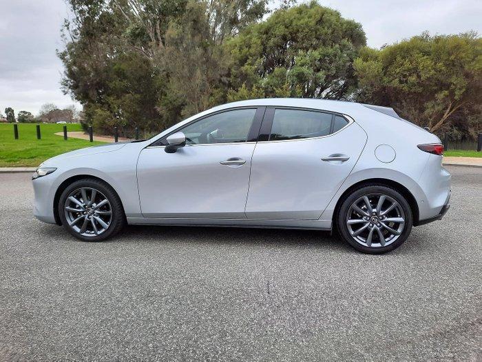 2020 Mazda 3 G25 GT BP Series Sonic Silver